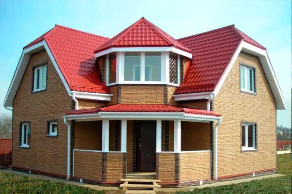 Строительство домов из газобетона в Казани