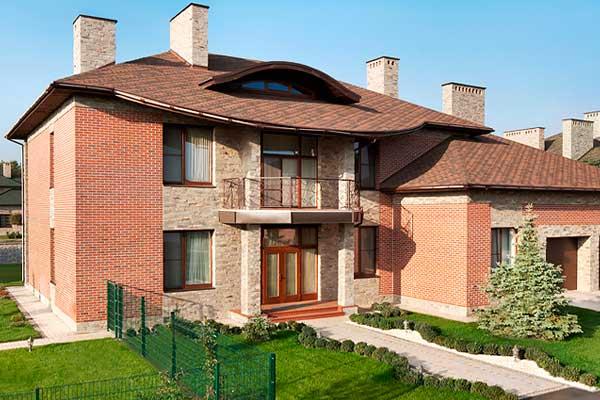Строительство коттеджей в Казани