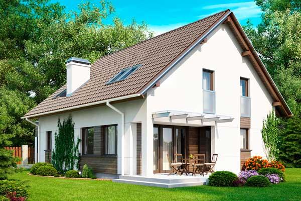 Проекты домов из газобетона цена под ключ